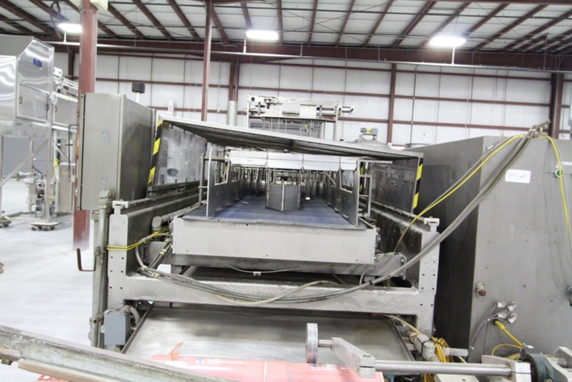 Arpac Shrink Wrapper Bundler with Heat Tunnel - Image 7 of 9