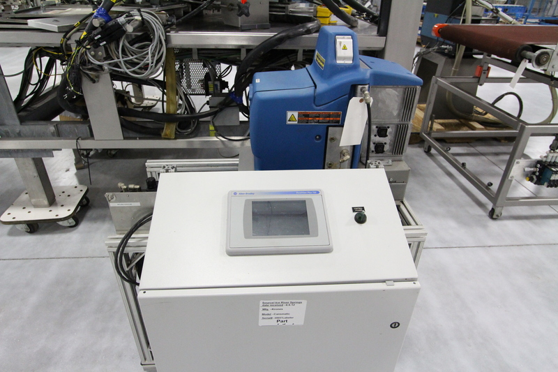 Lot 24 - 2003 Krones 18-Head Canmatic Wrap Around Rotary Labeler