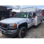 2005 GMC Duramax Diesel 4x4,Utility Truck (miles unknown, 6.6 Diesel, auto, 4wd,dual tank, 8 door...
