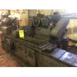"""Landis O.D. Grinder, Plain, 10"""" x 48"""" w/ auto cycle, After market variable speed control."""