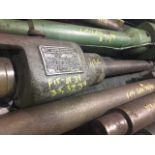 Heald grinding head type43-4B,unit 5093-11 w/ max speed 10k rpm,serial 53260,(fits lots 34,35,37,39)