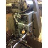 """Sunnen Hone model MBB-1600, hones 1/4""""-2"""", mandrel, stone sets, serial 42527,"""