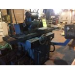 """K.O. Lee O.D. Grinder 10""""x20"""", hydraulic table, digital controls, grinds on center, chuck or collet."""