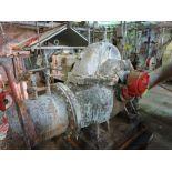 """TM6 fan pump, Ingersoll Rand, model 16ALV, s/n 9764-147, 450 hp, 18"""" x 24"""", Asset #60MP06],"""