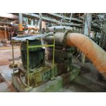 Bird 14B Centriscreen, stainless construction, 75 hp, s/n CNS317, subject to bulk bid lot 416A and