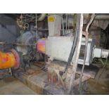 """Ahlstrom fan pump, split case, type ZTT-50, s/n2-61041, 12,000 gpm, 18"""" x 24"""", 400 hp DC motor,"""