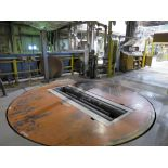 Mechadyne roll wrapper, model AW-100RT, s/n 0595, 2006 mfg and intallation date, with main disconect