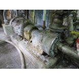 Voith deflaker, model GR-IE, s/n 6063, 100 hp, stainless housing, [Asset #60MX02], subject to bulk