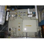 Westinghouse steam turbine, 16.5 meg, model M33A3, producing 360 lbs per hr, s/n 2558947, with