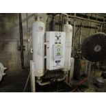 [Lot] Air dryer, Pnuematic Products, model 400DHASP-AA4B1S-F01-P4, 150 psig, with air receiver,