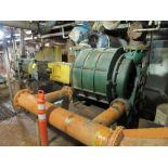 Nash vacuum pump, model CL-4001, 200 hp, TM6 felt section, [Asset #60MP18], subject to bulk bid