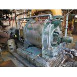 Nash vacuum pump, type 904P1, 150 hp, for TM7 breast roll, [Asset #70MP42], subject to bulk bid