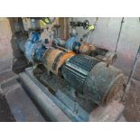 """White water pump, Goulds, 3196-XLTX, 6"""" x 8"""" x 13, s/n 222C734, 60 hp, [Asset #70MP62], subject to"""