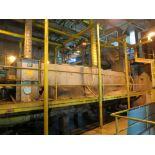 FKC screw press, model SHX-900, s/n 14-1509, 35 hp motor to Huglands drive, subject to entirety