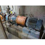 """Goulds stock booster pump, 3175, s/n 244B074, 3"""" x 6"""", [Asset #80MP81], subject to bulk bid lot"""