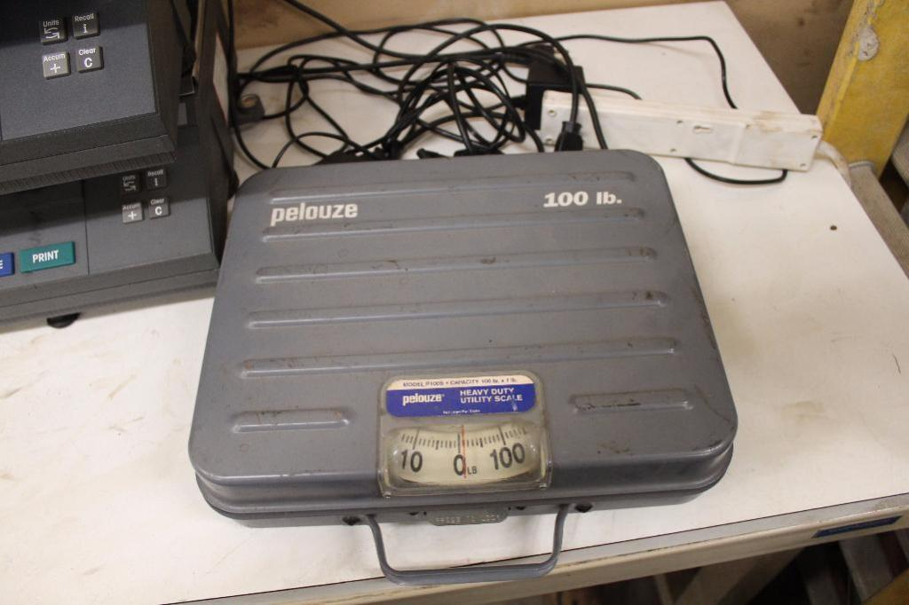Lot 11 - Mettler Toledo Digital Scales