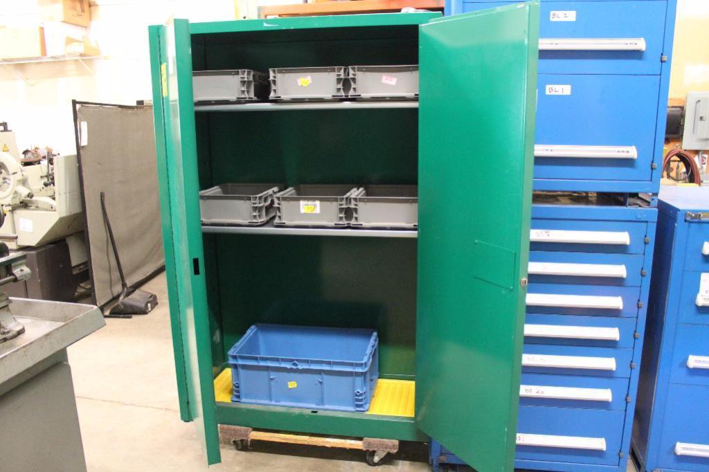 Lot 8 - Eagle PEST - 47 Pesticide/Flammable Storage Cabinet