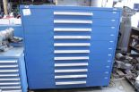 Lot 4 - Large 11 drawer tooling cabinet
