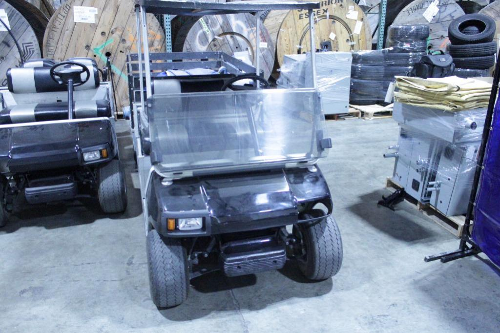 Lot 2 - Club Car Carryall 6 Golf Cart