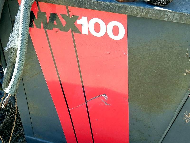 Lot 4 - Hypertherm Max 100 Portable Plasma Cutter 230/460V, 3-Phase