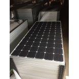 LOT OF (20) 315 WATT SOLAR PANELS - (BIDDING IS PER PANEL MULTIPLIED BY 20)