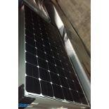 LOT OF (20) 320 WATT SOLAR PANELS - (BIDDING IS PER PANEL MULTIPLIED BY 20)