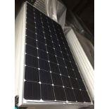 LOT OF (20) 325 WATT SOLAR PANELS - (BIDDING IS PER PANEL MULTIPLIED BY 20)