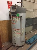 Lot 22 - A.O SMITH NATURAL GAS WATER HEATER