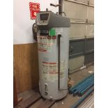 A.O SMITH NATURAL GAS WATER HEATER