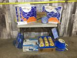 Lot 54 - LOT OF POOL SUPPLIES