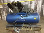 Lot 33 - 5HP AIR COMPRESSOR - SINGLE PHASE