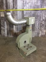 Lot 47 - KRAEMAR DUST COLLECTION 3HP BLOWER