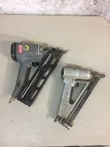 Lot 10 - LOT OF 2 NAIL GUNS