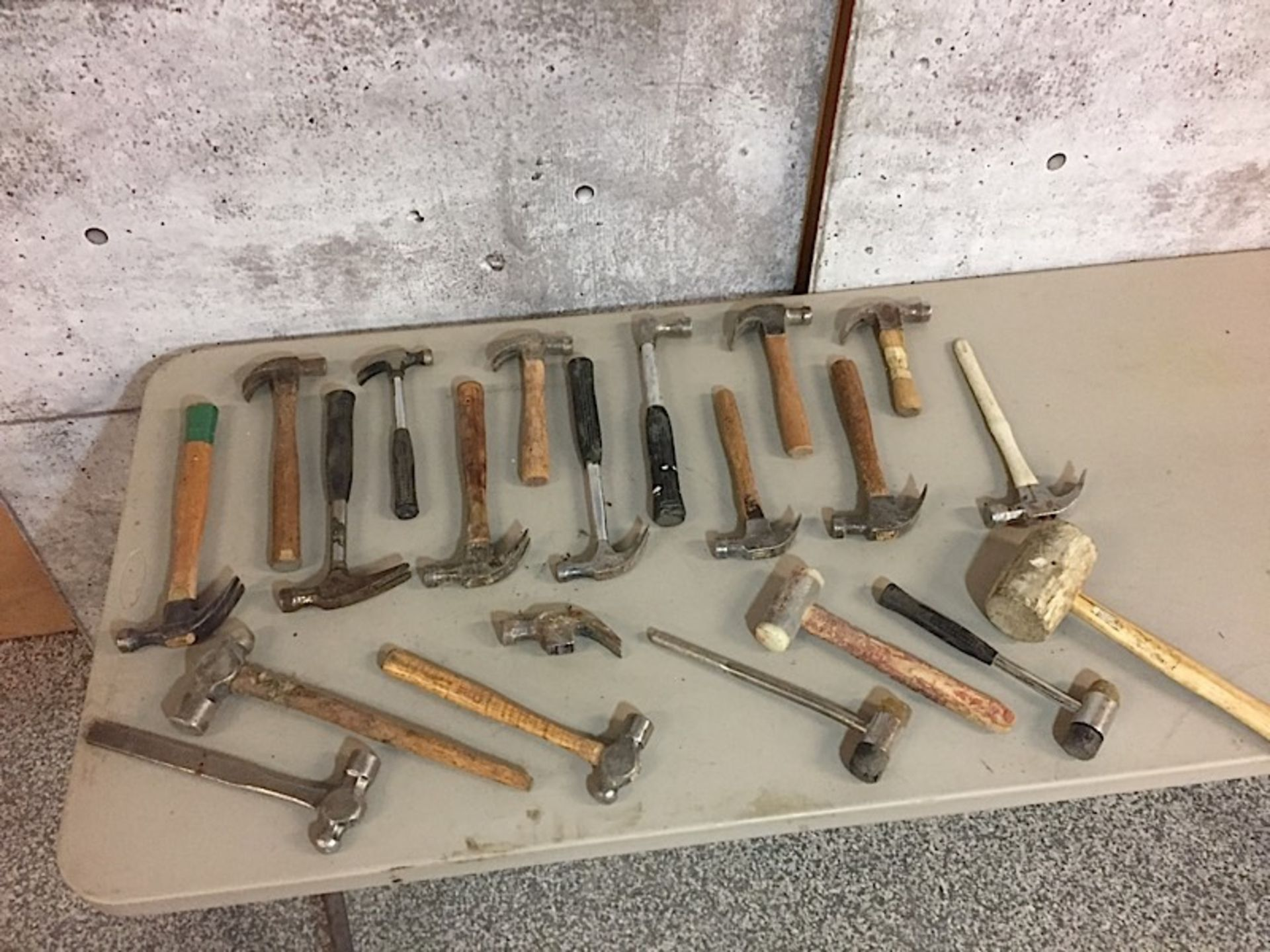 LOT HAMMERS