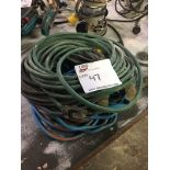 LOT OF POWER EXTENSION CORDS