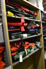 Lot 337 - LOT OF EXTRACTION VESTS, KEMS ORG-KTD