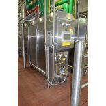 Waukesha Cherry-Burrell 600 GPH S/S Single-Barrel Ice Cream Freezer, Model: WS212, SN: 24596, with