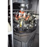 Ishida 12-Head Scale Filler, Model: CCWN-212P-D/08-WP