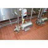 Fristam 10 HP Pump with Baldor 3,500 RPM, S/S Clad Motor, Model: FPR1741-190