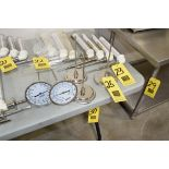 (5) NEW Tank Thermometers**Rigging Fee $25