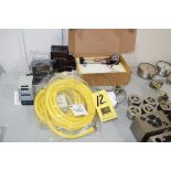 Sola Power Supply, Allen Bradley Cables, Level Probe, Digital Read Outs and Anderson Recorder**