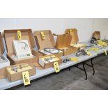 (3) Folding Tables**Rigging Fee $50