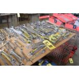 """Assorted Combination Wrenches, Up to 1-3/4"""""""