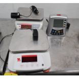 Ohaus and Atkins Digital Scales, Models: Valor 4000W and TF54, Rigging Fee: Please Contact US