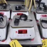 Ohaus Digital Scale, Model: Valor 4000W, Rigging Fee: Please Contact US Rigging 920-655-2767