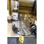 Robot Coupe Electric Mixer Model CMP 400 V.V. Rigging Fee $ 10
