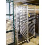 Aluminum Tray Racks Rigging Fee $ 25