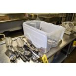 Whisks, Knives, Scoops, Etc. Rigging Fee $ 25