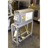 "Safeline Metal Detector with 9.75"" x 5.5"" Aperture Rigging Fee $ 50"