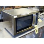 Amana S/S Microwave Model RCS1OTS Rigging Fee $ 10